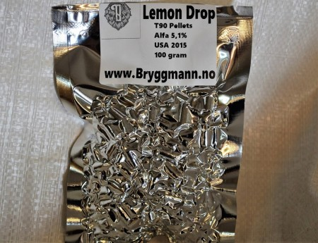 Lemon Drop 2015  5,1% alfasyre 100g
