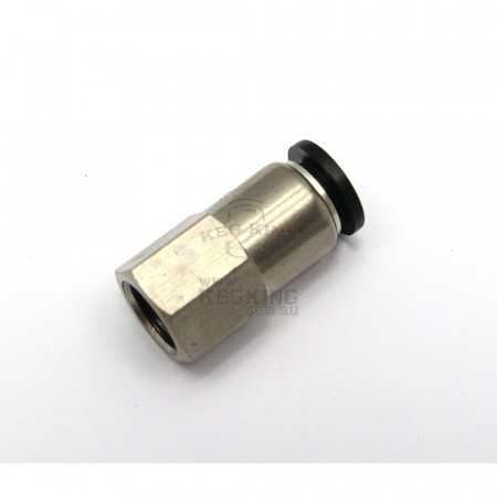 Push in 8mm X FFL Fitting (Passer MFL Ball Lock)