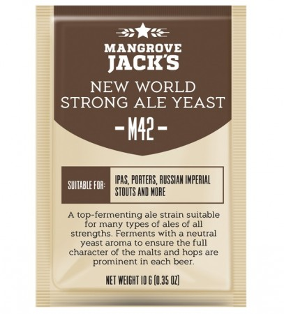 Mangrowe Jack`s New World Strong Ale M42