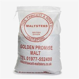 Golden Promise Pale Ale Malt 5,5 EBC Thomas Fawcett 25kg