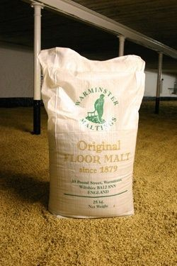 Maris Otter 4,5-7,0 EBC Warminster 25 kg
